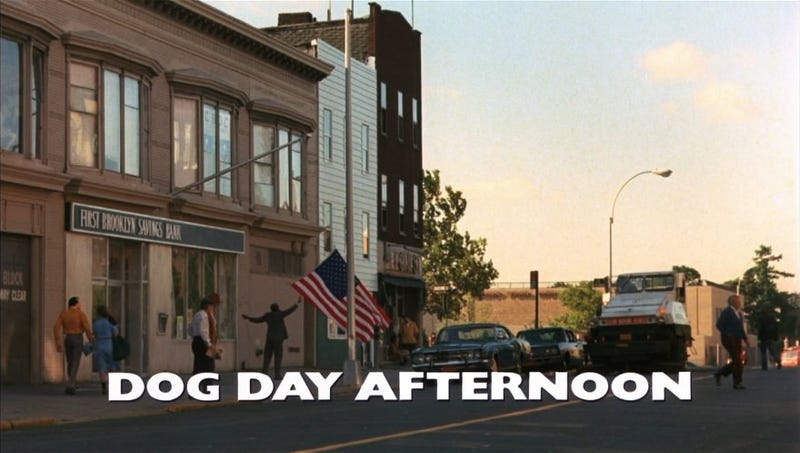 Illustration for article titled Dog Day Afternoon (1975)