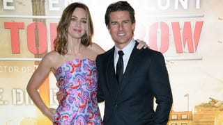 Illustration for article titled Smug Reporter Reminds Emily Blunt She Once Loathed Tom Cruise Movies