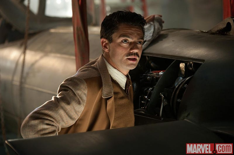 Illustration for article titled Marvel Confirms Tony Stark's Dad And More Agent Carter Details