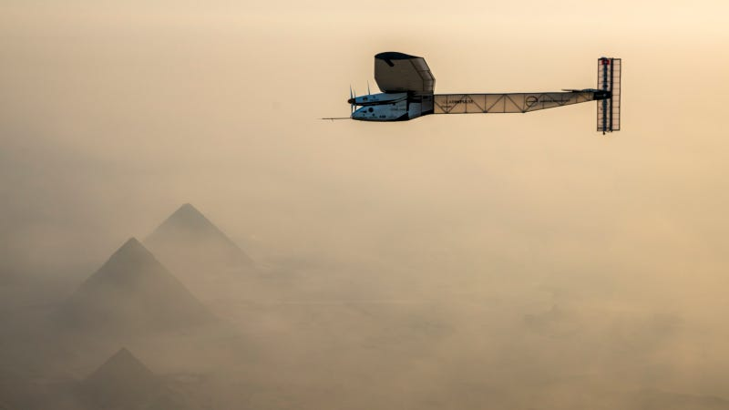 Courtesy of Solar Impulse