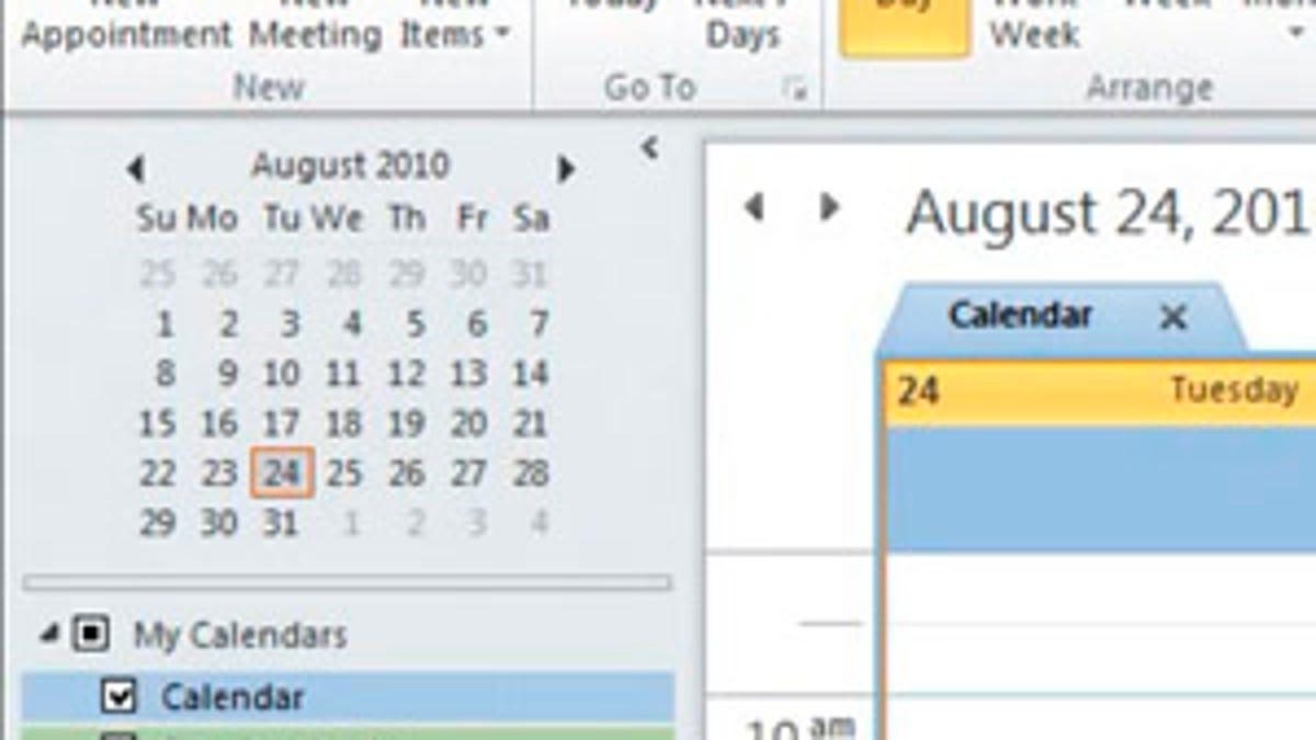 Five Best Desktop Calendaring Applications