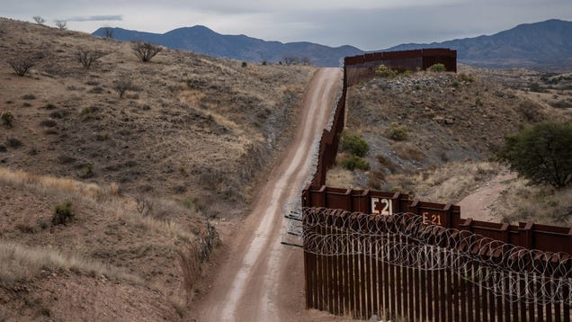 If Trump Wants His Racist Border Wall, He ll Have to Start Taking Climate Change Seriously