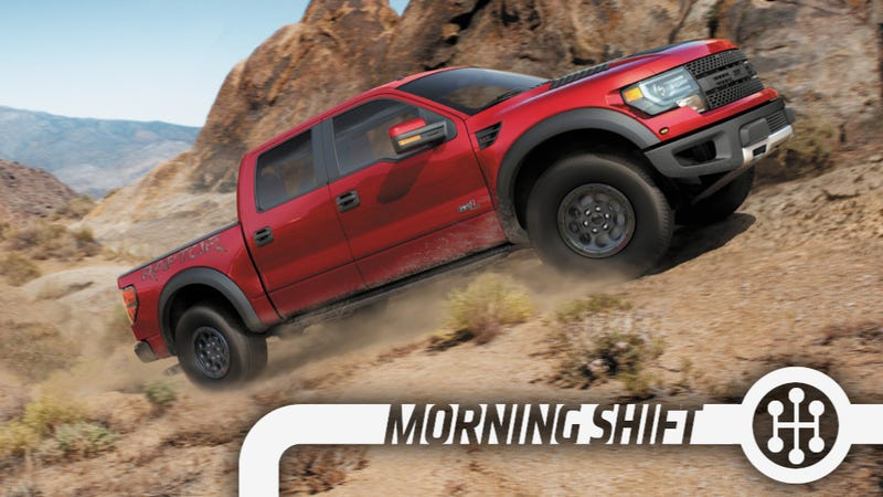 Illustration for article titled Special Edition Ford Raptor Is The Least Special Raptor Imaginable