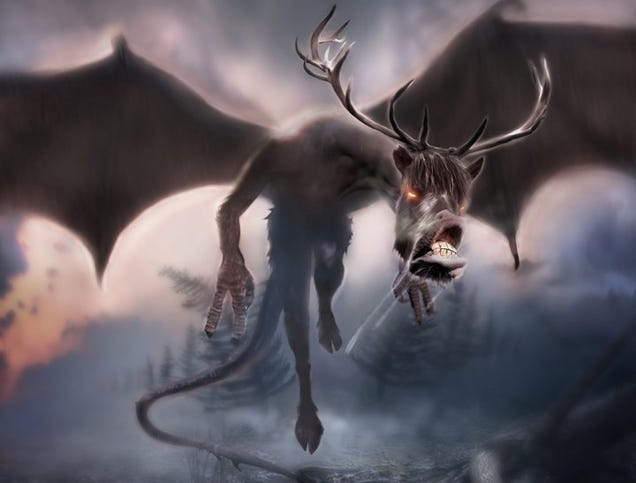 The 9 Greatest Monsters in North America