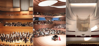 Illustration for article titled 5 Concert Halls Designed For the Most Famous Composer of All Time