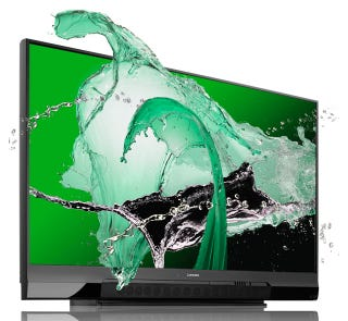Illustration for article titled Mitsubishi WD-82738: 82 Inches of 3D TV For Only $3800