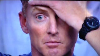 Illustration for article titled The Cowboys' Season, In One Jason Garrett Facepalm