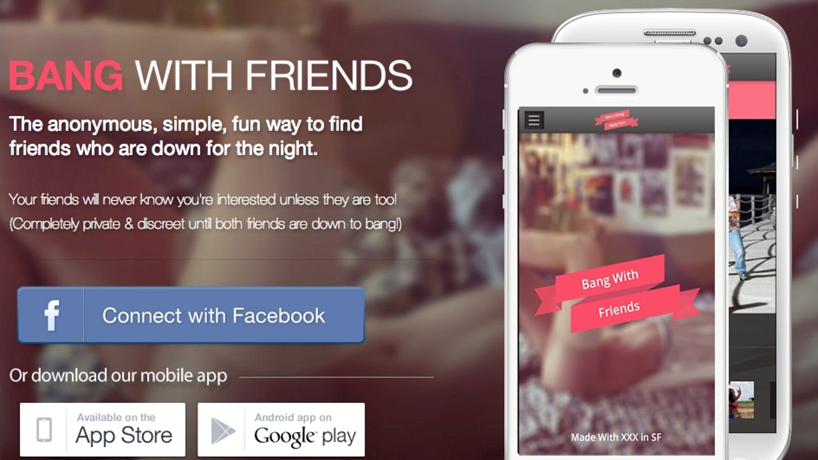 Bang with friends app download