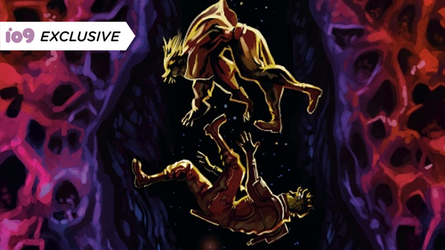 <div></noscript>A Glorious Space Brawl Kicks Off Cassandra Khaw's Sci-Fi Adventure The All-Consuming World</div>