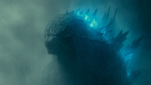 Chicago, stomp Navy Pier with Godzilla: King Of The Monsters early and for free