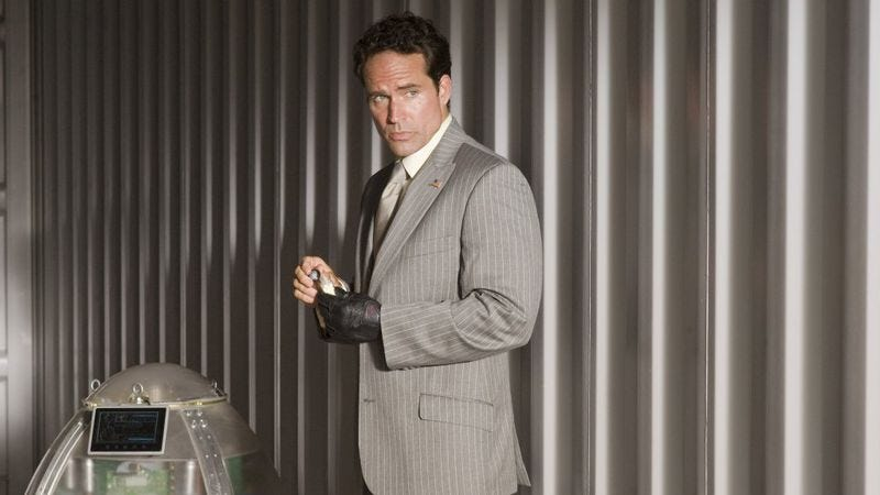 Jason Patric in The Losers
