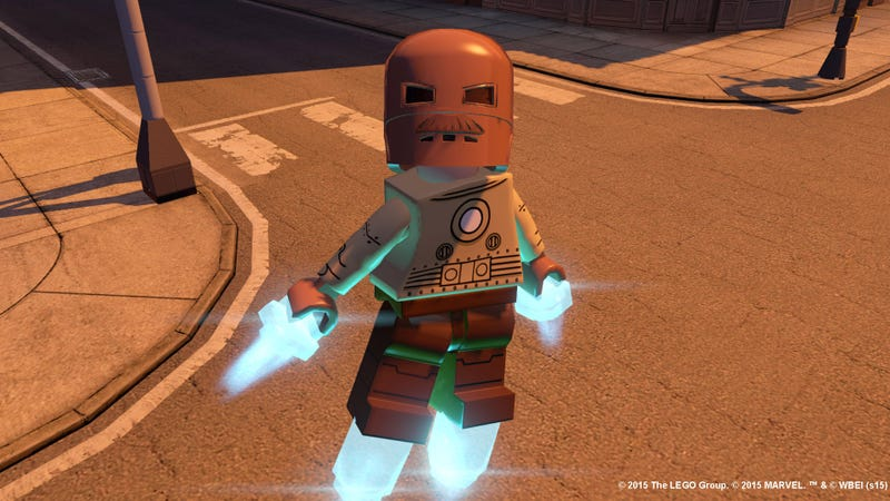 Illustration for article titled LEGO Avengers Introduces... Iron Stan