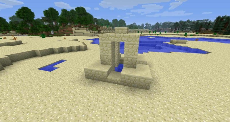 Minecraft. A summer game of 2011 (Pocket), 2012 (360), 2015* (Physical release WiiU, digital Win10), 2016*(Occulus Support) and 2017 (Nintendo Switch). Desert Well. Minecraft Forum. 1 March 2012. Web. 15 May 2017. <Minecraftforum.net>