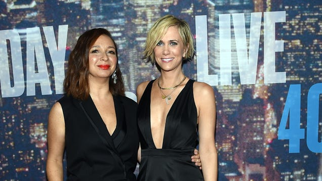 Fox picks up new animated series with Kristen Wiig and Maya Rudolph