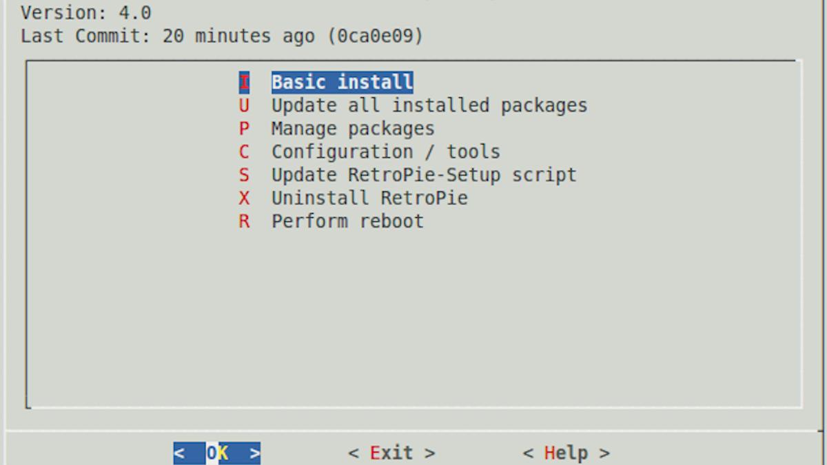 💌 Retropie configure keyboard ok | RetroPie Setup Guide
