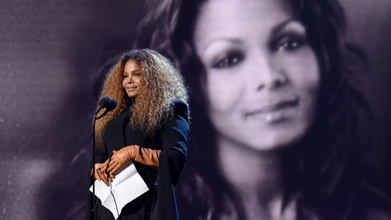 "Illustration for article titled New member Janet Jackson has a seemingly simple request for the Rock Hall Of Fame: ""Induct more women"""