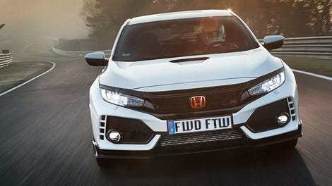 The 2017 Honda Civic Type R Is A Beast But You Won T Forget It S