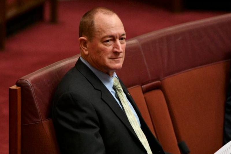 Australian Senator Fraser Anning