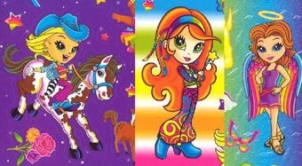 Illustration for article titled Lisa Frank: From Unicorns To Bratz