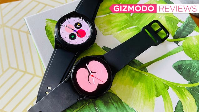 The Galaxy Watch 4 Is the First Good Android Smartwatch