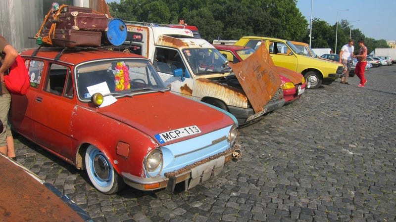 Illustration for article titled Eastern Europe Has Some Of The World's Best Car Enthusiasts
