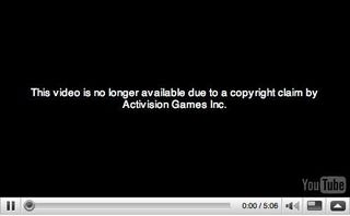 Illustration for article titled Kurt Cobain Parody Vid Taken Down on Activision's Request