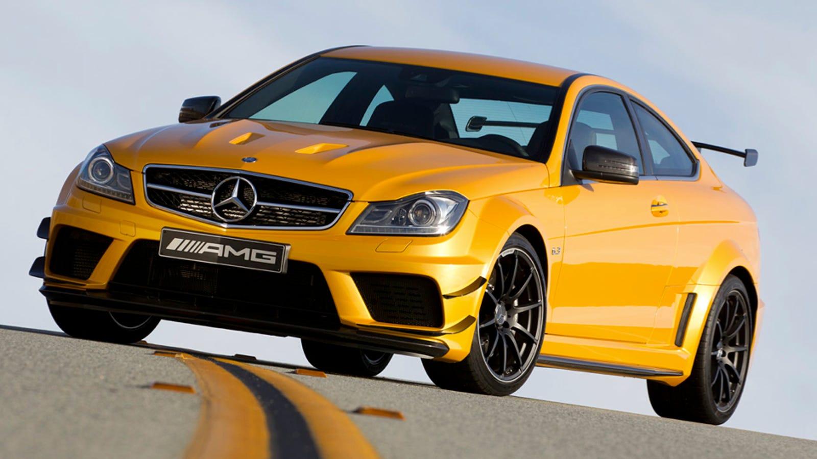 Mercedes-Benz Recalls 5,800 Cars For Potential Fuel Leak