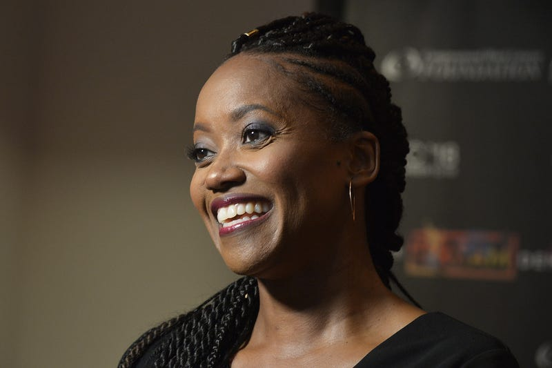 Illustration for article titled Erika Alexander, aka 'Maxine Shaw Attorney-At-Law,' Is Coming to Black Lightning