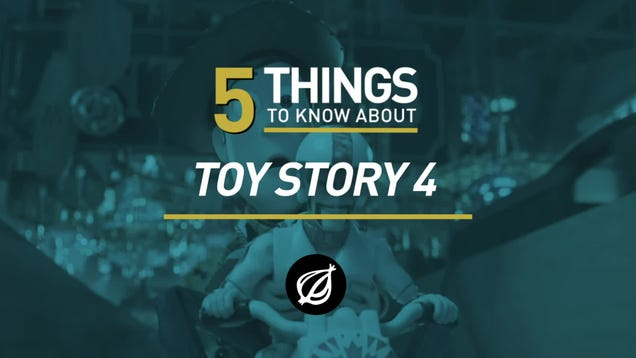 5 Things To Know About 'Toy Story 4'