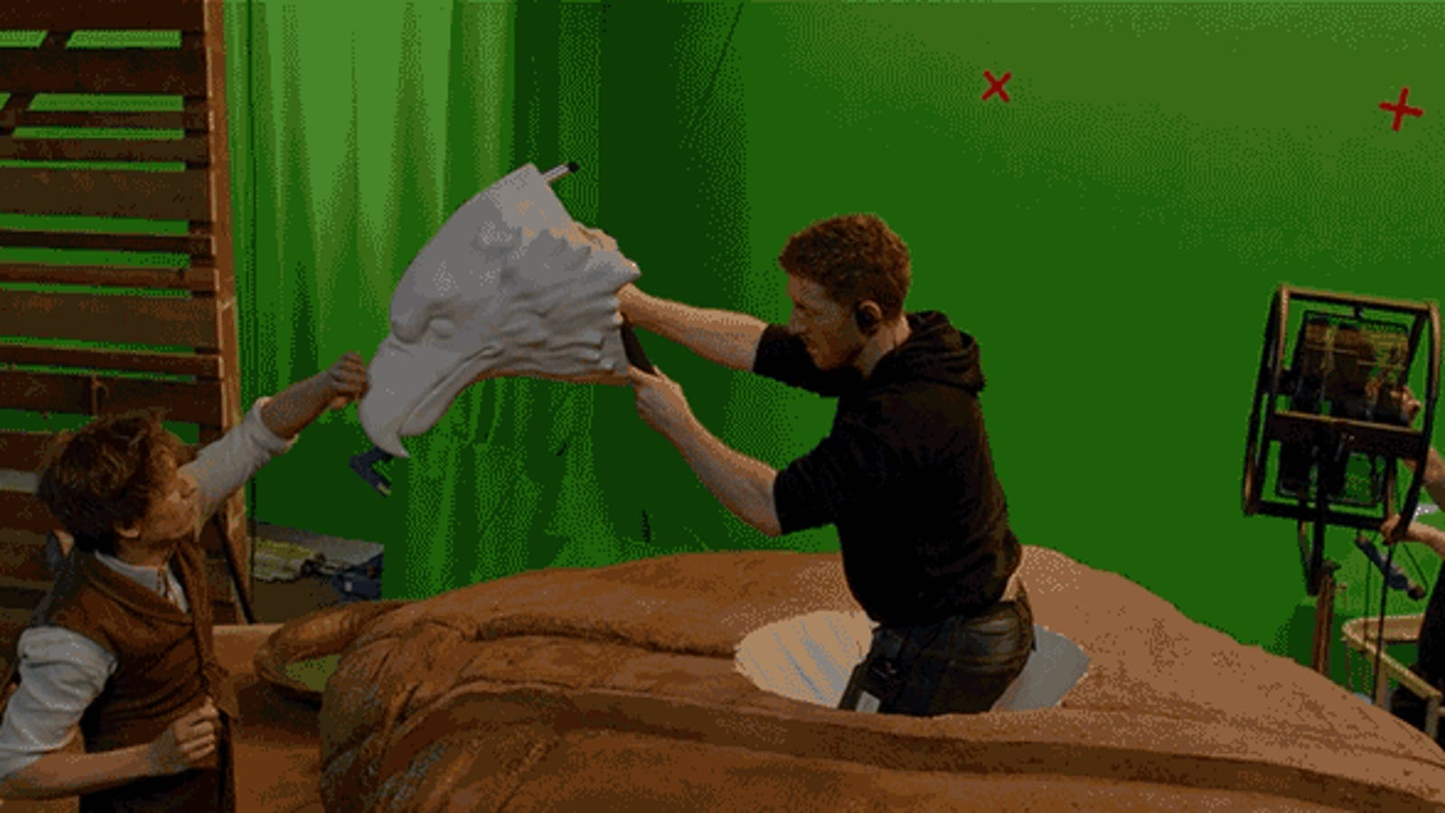 Watch VFX Wizards Make All the Magic in Fantastic Beasts and