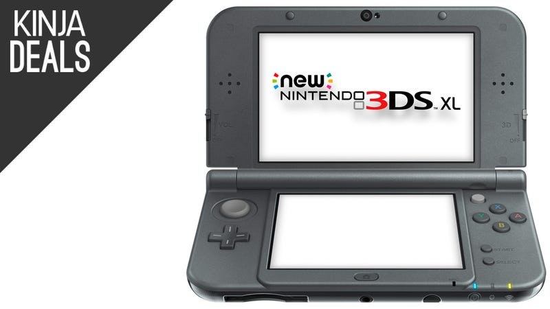 Illustration for article titled Today's Best Gaming Deals: New 3DS XL, Shadow of Mordor, and More