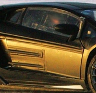 "Illustration for article titled Lamborghini ""Jota"" Plans Murcielago's Retirement From Snowy Lair"