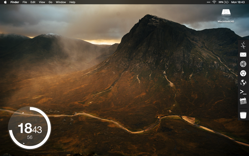 Illustration for article titled The Highlands Desktop