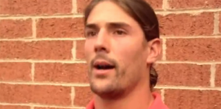 Screenshot of Riley Cooper (USA Today)