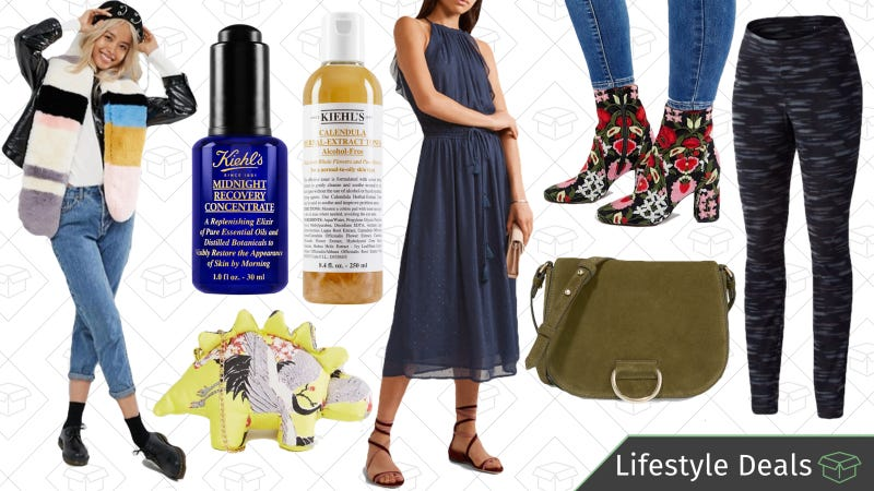 Illustration for article titled Monday's Best Lifestyle Deals: ASOS, Kiehl's, Columbia, Net-a-Porter, and More