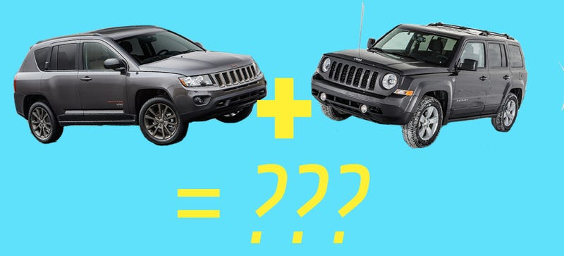 Illustration for article titled Jeep's Next Compact SUV Will Be A New Compass Or Patriot: Report