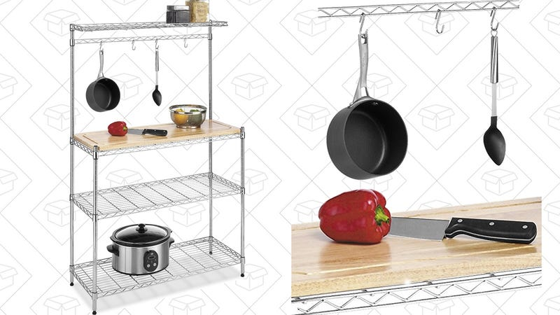 Whitmor Supreme Baker's Rack, $68