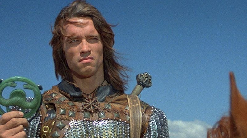 Photo: Conan The Barbarian