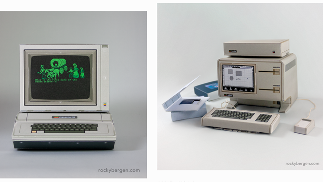 Build These Papercraft Models of Classic Computers