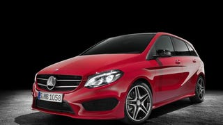 The New 2015 Mercedes-Benz B-Class Revealed