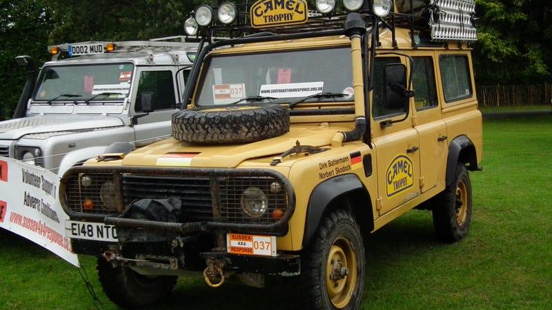 The Greatest Safari Vehicles