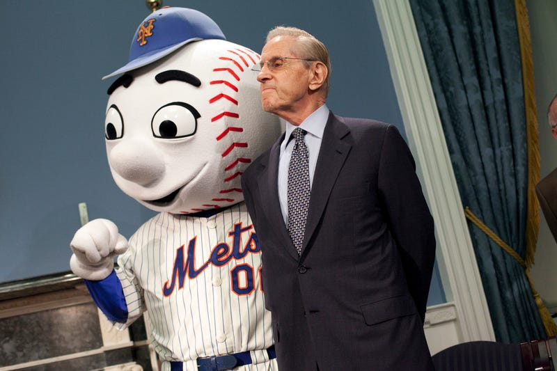 Illustration for article titled Mets Owner To Run MLB's Finance Committee