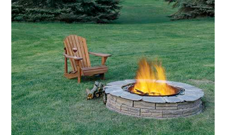 Illustration for article titled Build a DIY Backyard Fire Pit