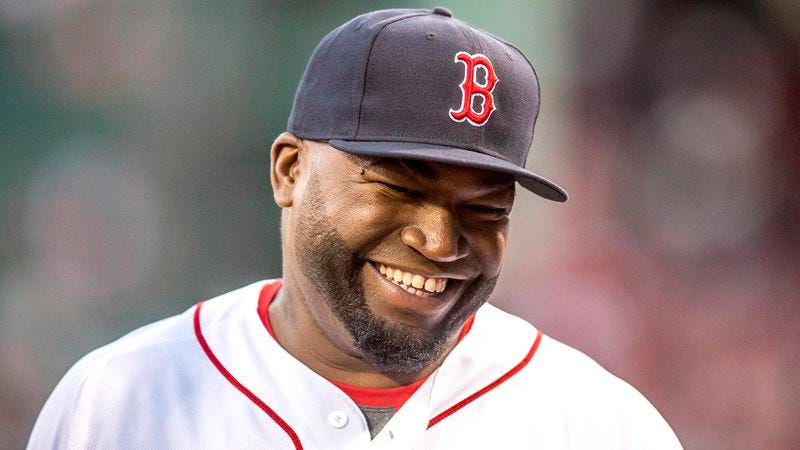 Illustration for article titled Retired David Ortiz Excited To Finally Eat Whatever He Wants