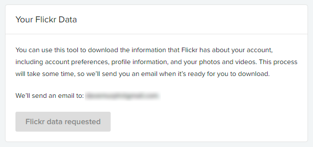 How to Download All Your Flickr Photos