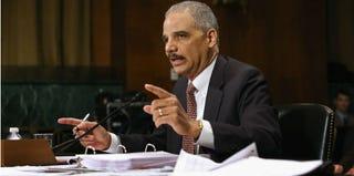 Attorney General Eric Holder (Chip Somodevilla/Getty Images)