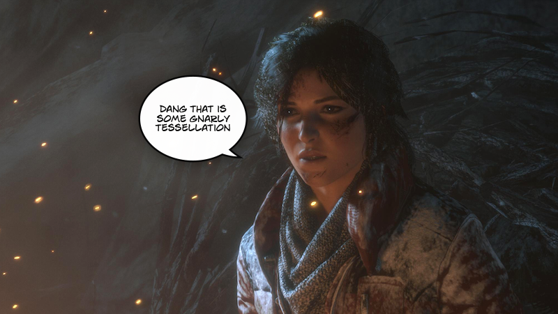 Illustration for article titled Rise Of The Tomb Raider Can Really Push Your PC (But It's Worth It)