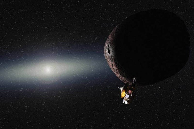 Illustration for article titled New Horizons Locks Onto Next Target: Let's Explore the Kuiper Belt!