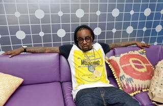 Wale  Mike Coppola/Getty Images for BET