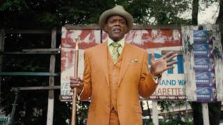 Samuel L. Jackson in Chi-raqScreenshot